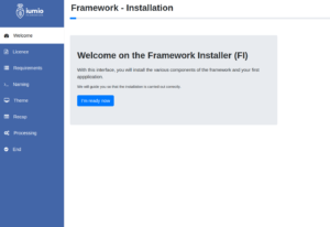 Image of framework Installer